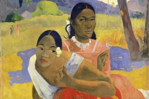 Quand te maries-tu de Paul Gauguin